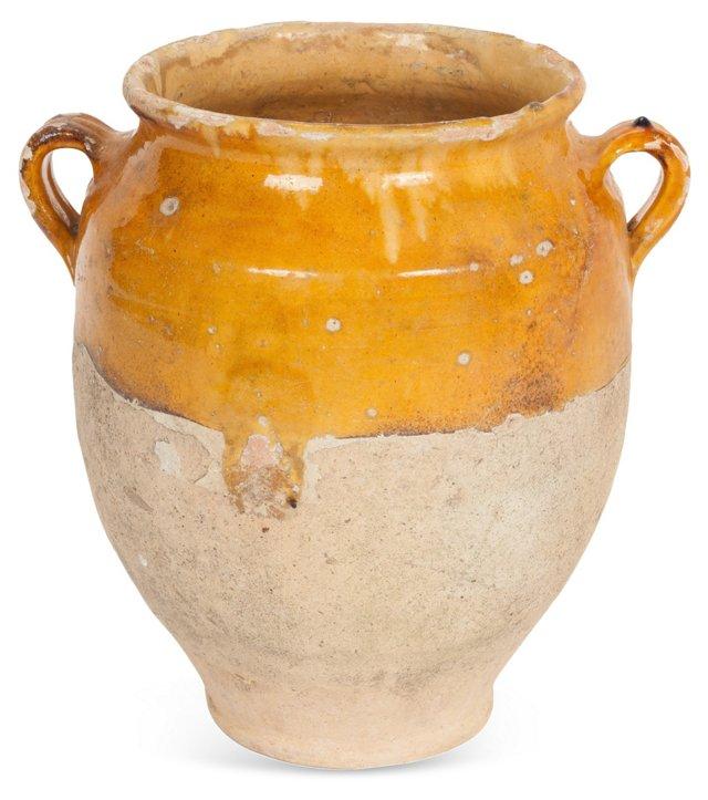 Large Confit Jar
