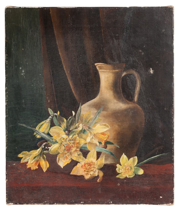 1930s French Still Life