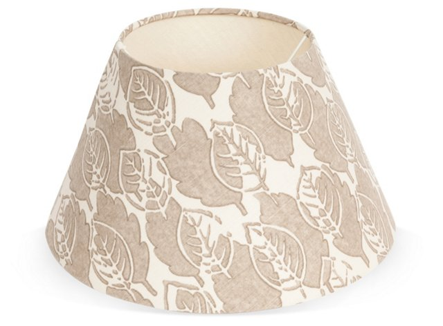 Taupe Lampshade