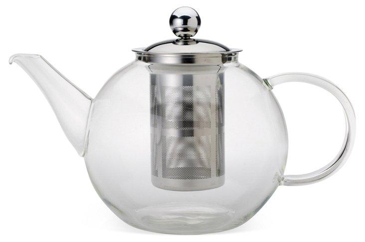 Glass Teapot w/ Infuser