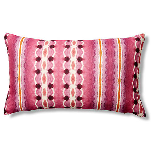 Tangier 12x20 Pillow, Pink