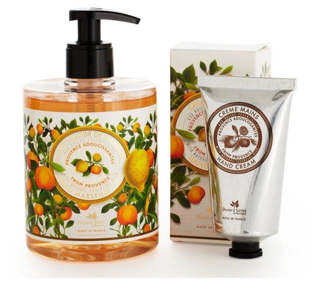 Soap & Hand Cream Set, Provençal