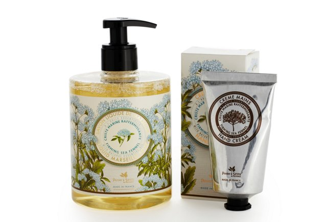 Firming Soap/Hand Cream Set, Sea Fennel