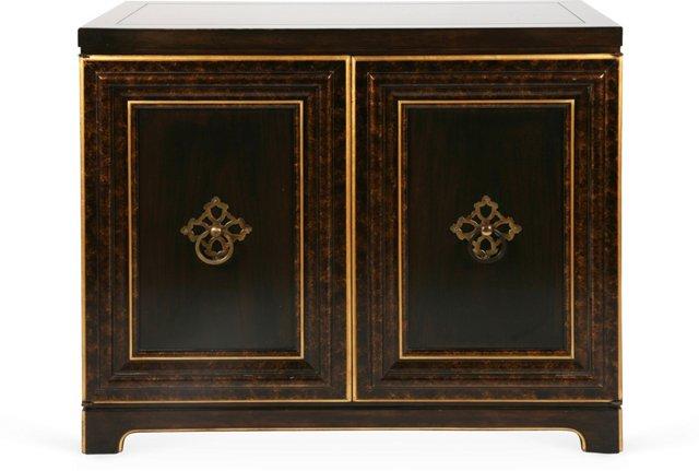 John Widdicomb Wood Cabinet