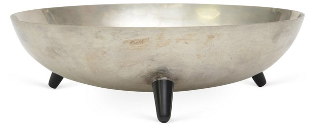 Rogers Silver Bowl