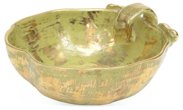 Green Apple Dish