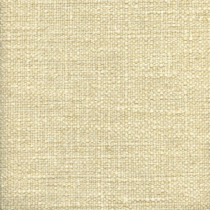Natural Linen/Cotton Fabric, Taupe
