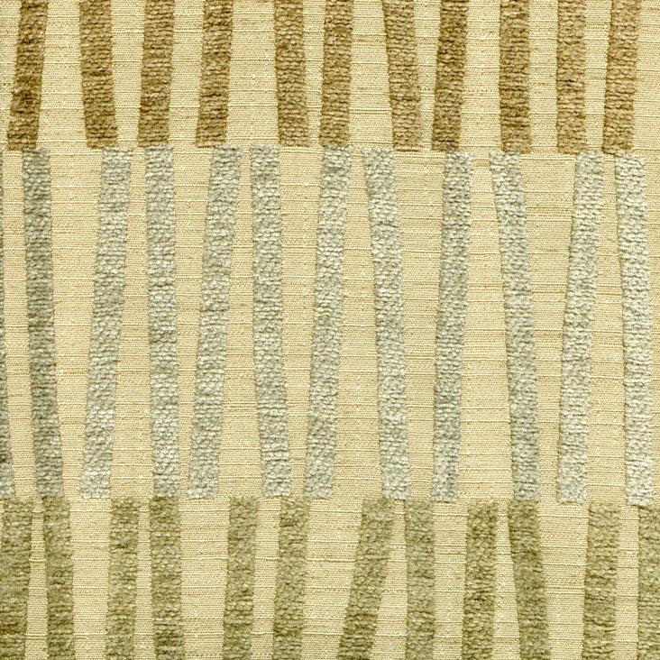 Matchstick Fabric, Green