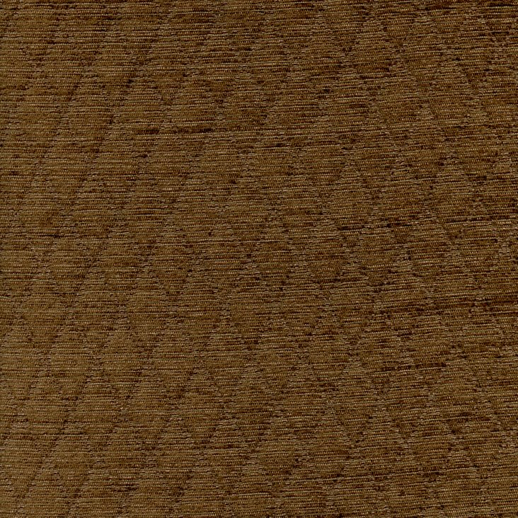 Quilted Diamond Fabric, Brown