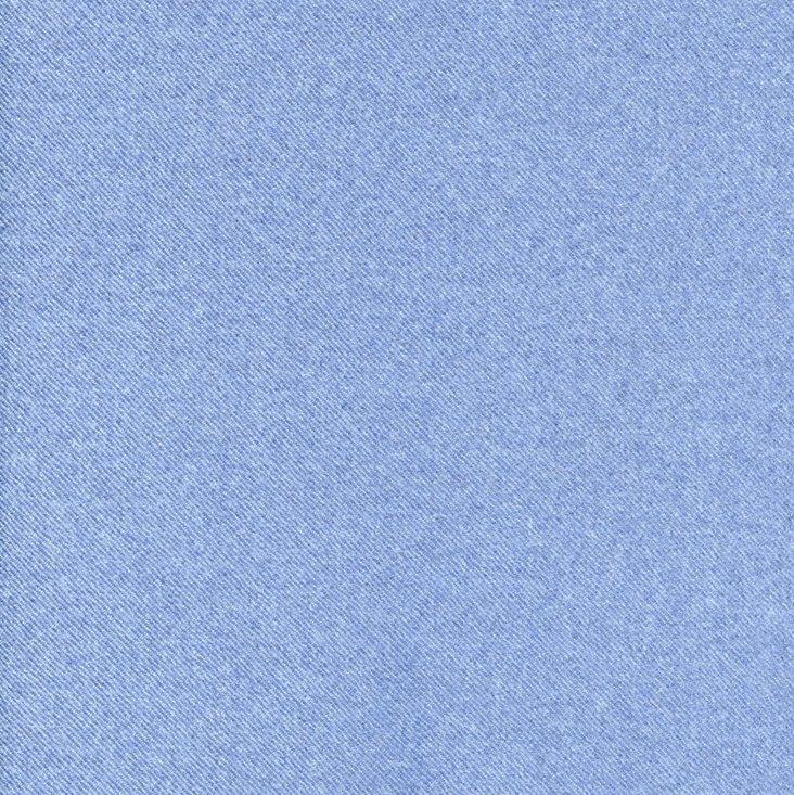 Protean Wool Fabric, Blue