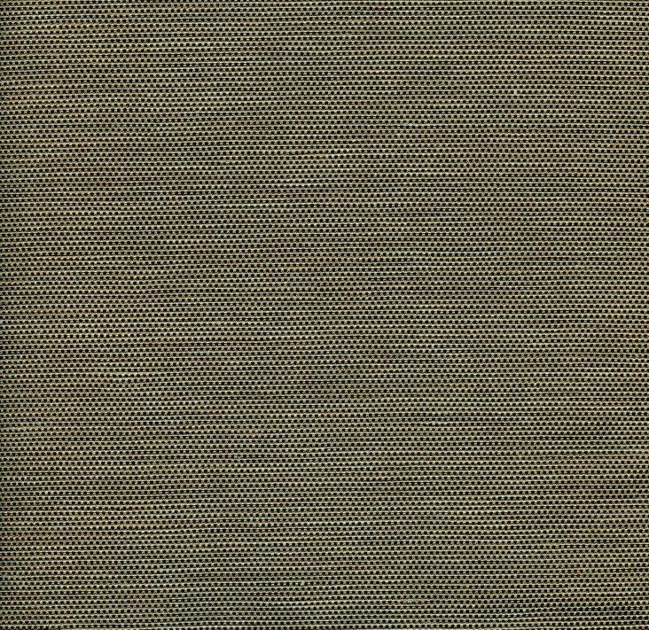 Across Linen/Silk Fabric, Brown