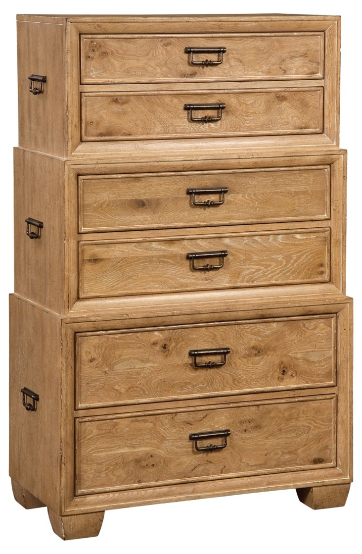 Morse Stacking Chest