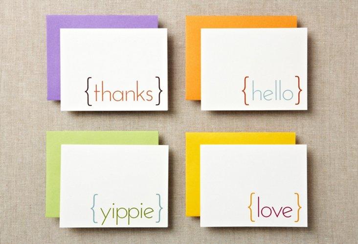 Asst of 12 Bracket Series Greeting Cards