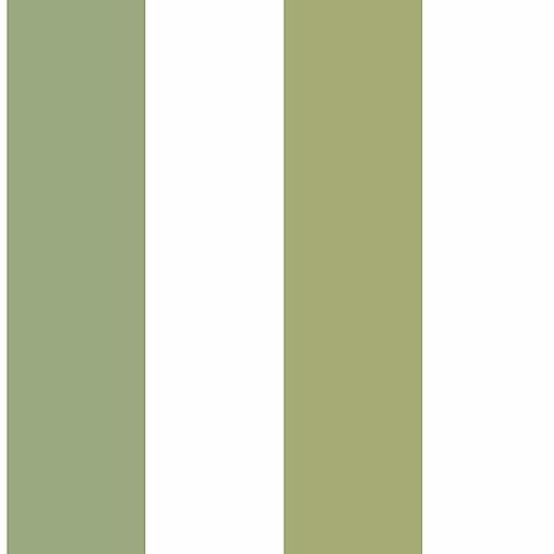 Cabanarama Madcap Cottage Wallpaper, Green