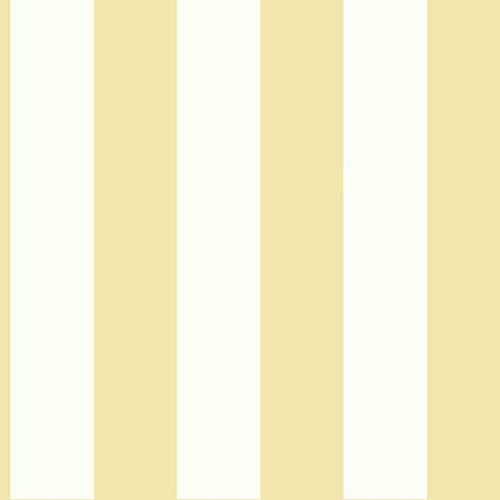 Stripe Wallpaper, Yellow