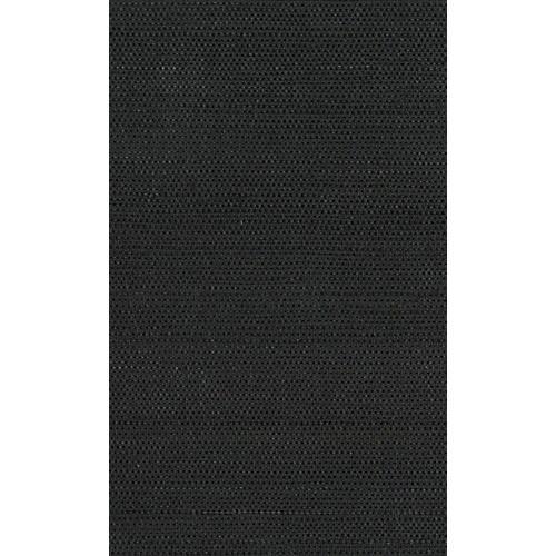 Grass-Cloth Wallpaper, Black