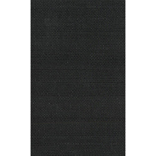 Grass-Cloth Wallpaper, Black