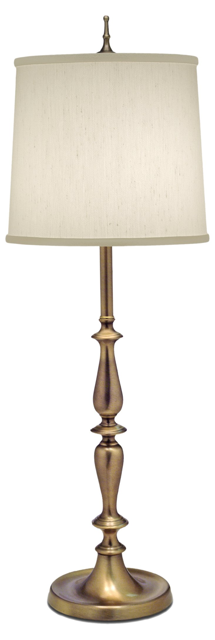 Isabela Table Lamp, Brass