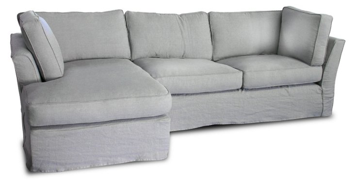 Calvin Left-Facing Sectional