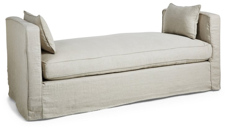 Reed Daybed, Flax