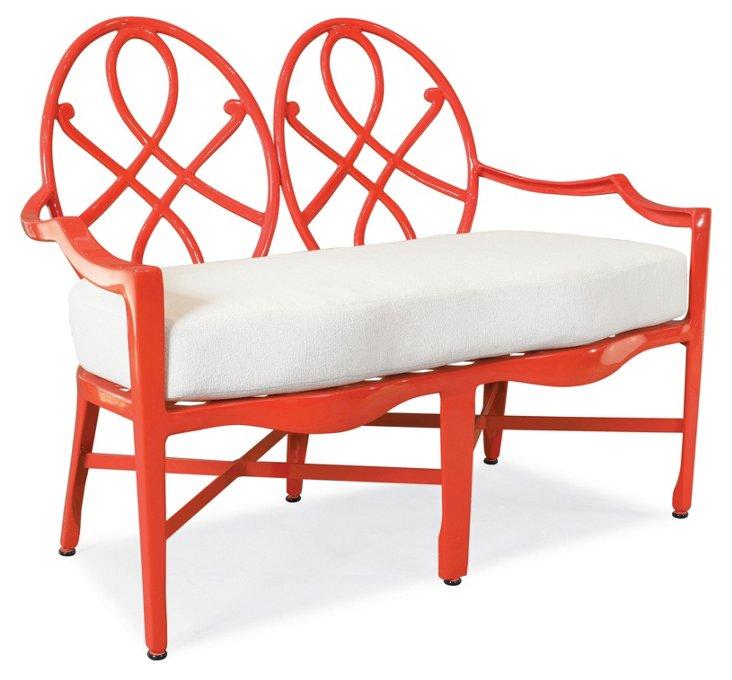 Bellechase Loveseat, Orange