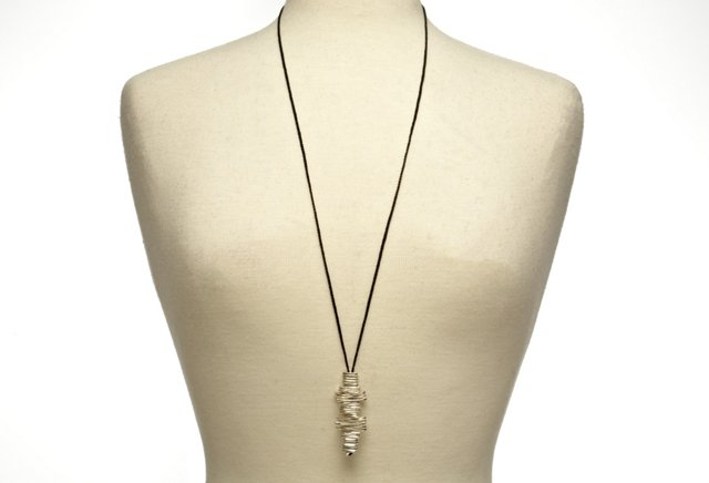 Slices Convertible Stacker Necklace