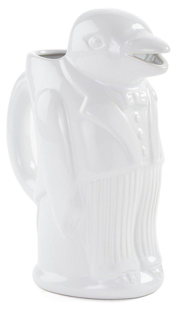 Penguin Ceramic Pitcher