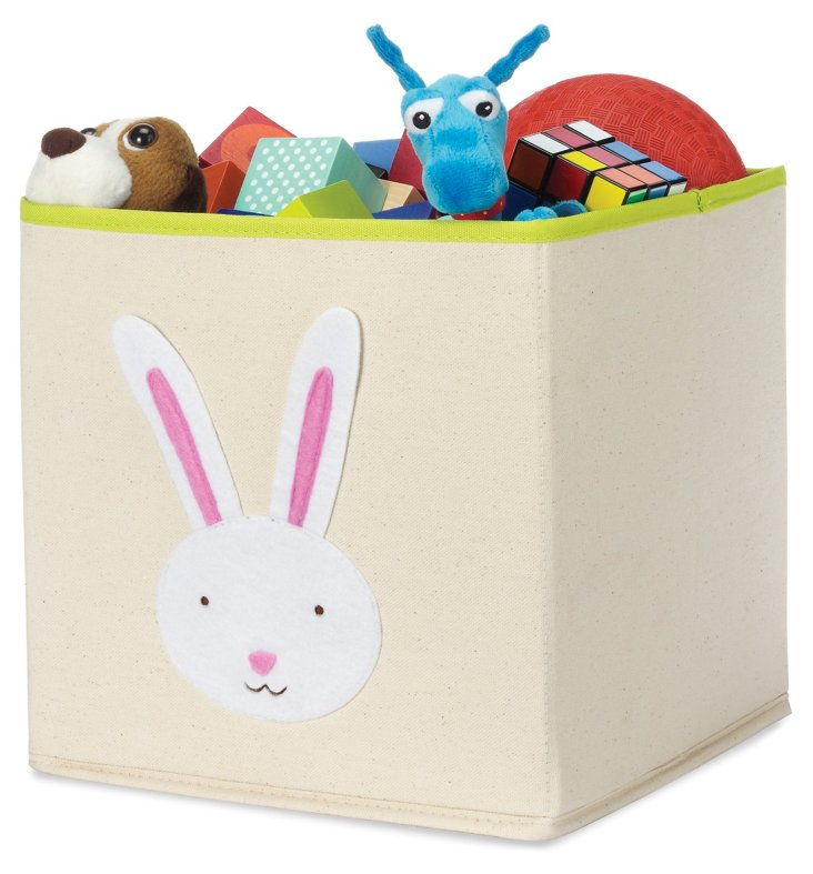 S/2 Bunny Collapsible Cubes