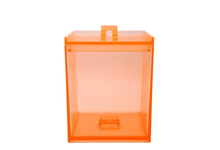 Zak 1.5 Qt. Stackable Canister, Orange