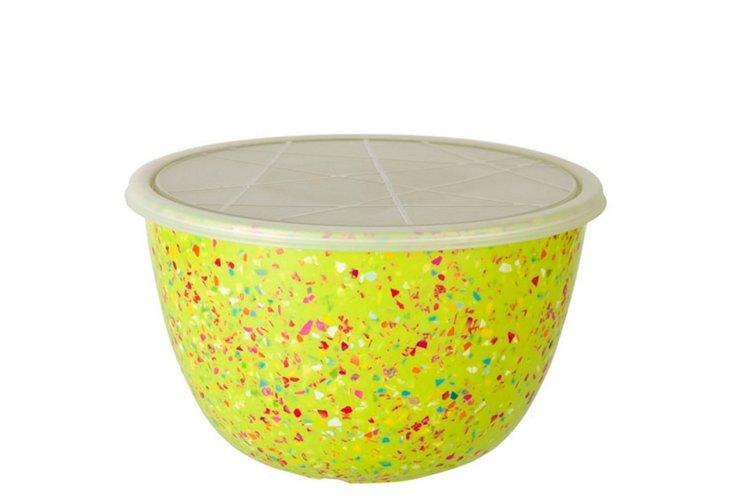 Confetti 3-Qt Bowl w/ Lid