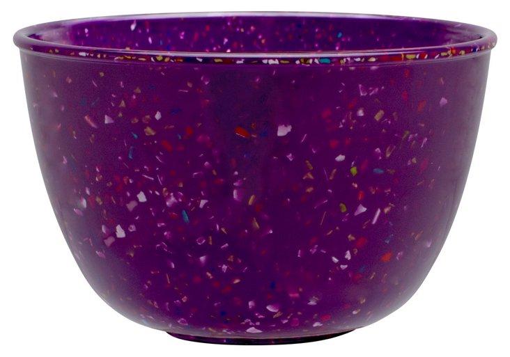 """S/6 Grape Individual Bowls, 5.6"""""""