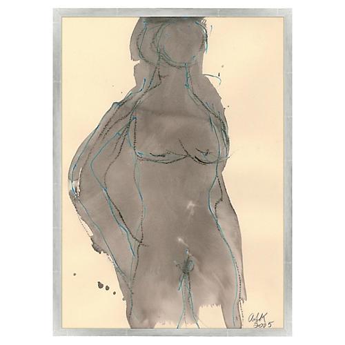 Arthur Krakower, Nude 2