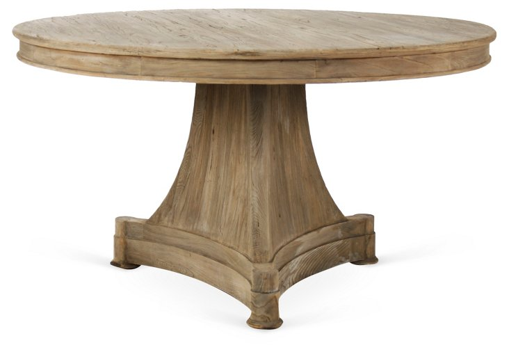 """Moncler 55"""" Round Dining Table"""