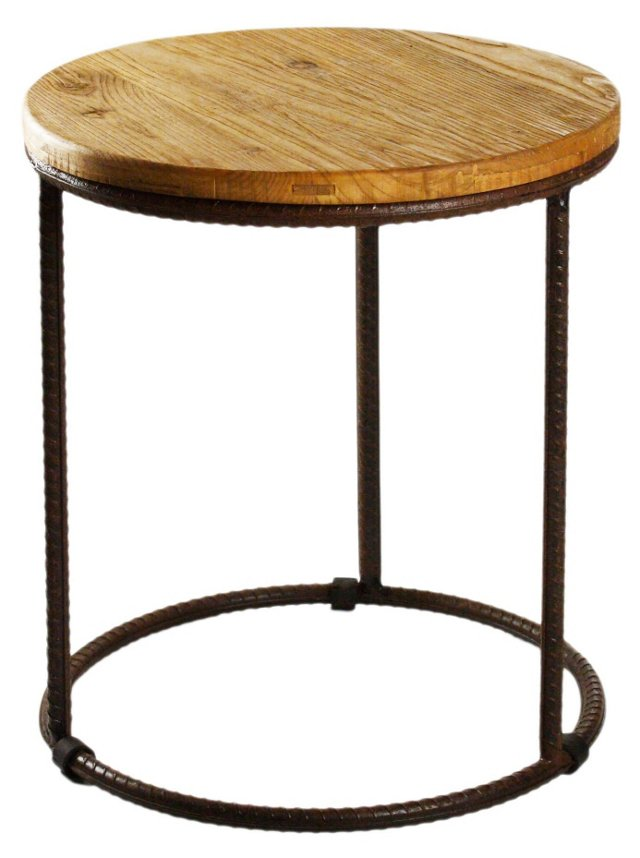 Rustique Side Table