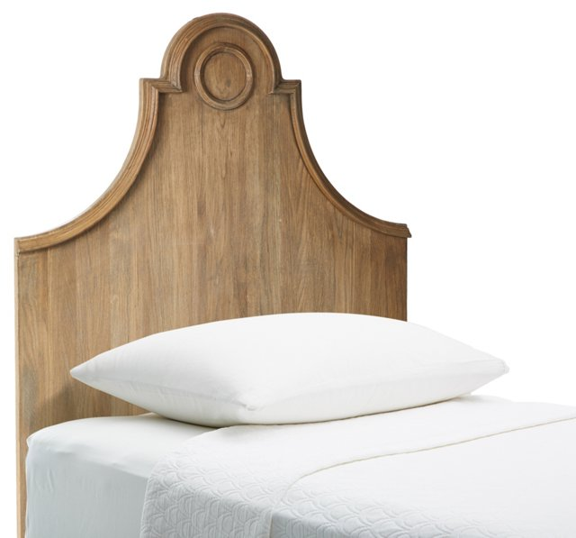 Reclaimed Gothic Headboard, Twin