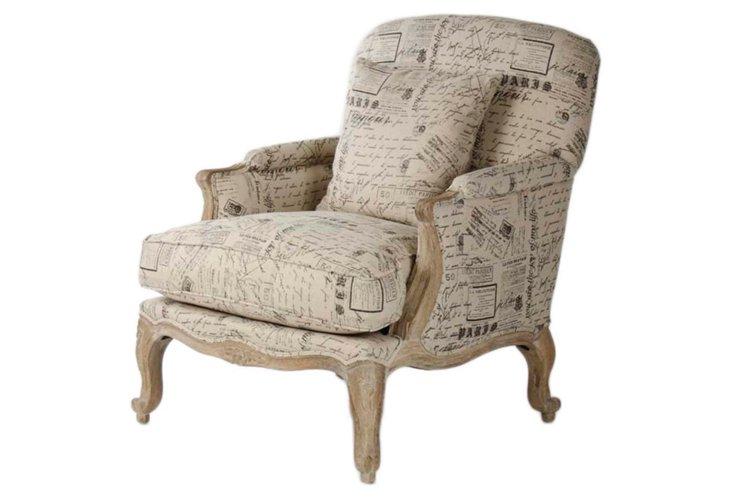 Seville Club Chair