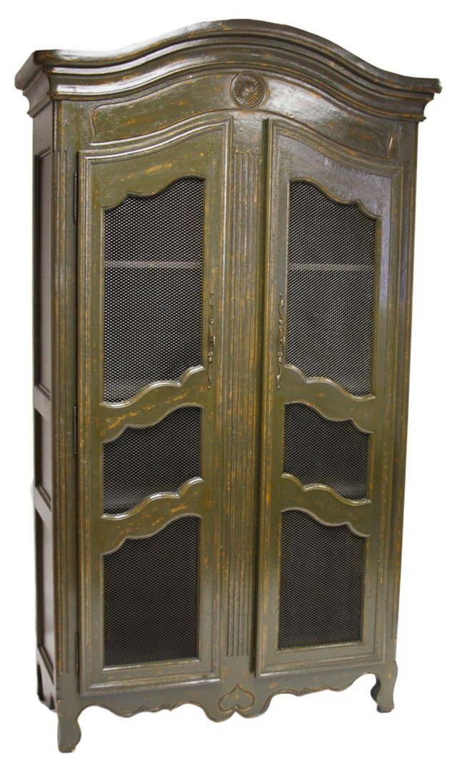 Agatha Cabinet, Hunter