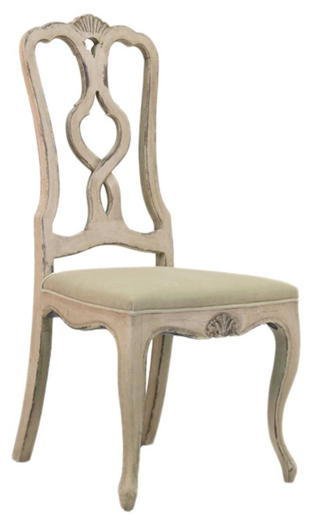 Philippa Velvet Dining Chair