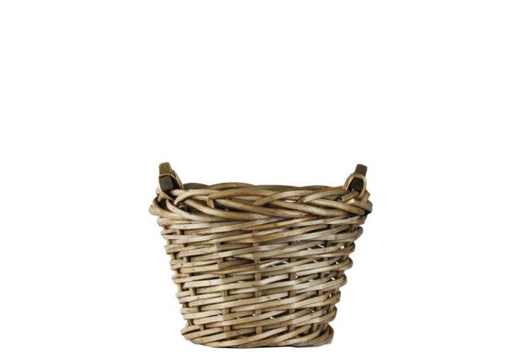 Round Market Basket, Small