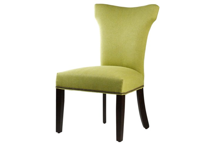 Jocelyn Chair, Lime