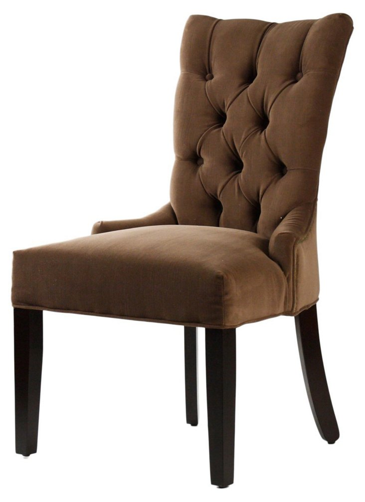 Tabitha Tufted Accent Chair