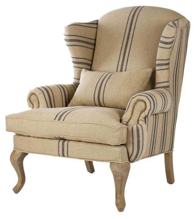 Summerhurst Wingback Chair
