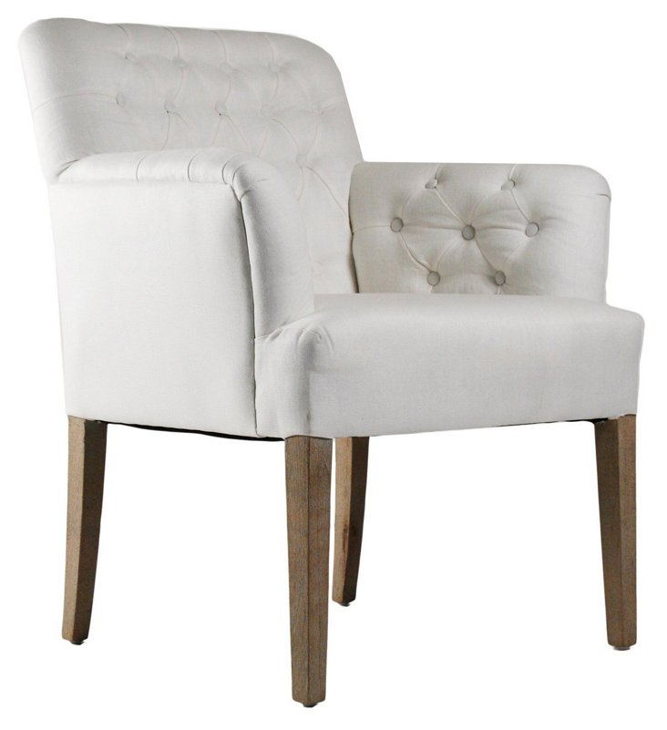 Merrimac Tufted Chair