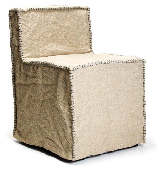 Chatsworth Slipper Chair
