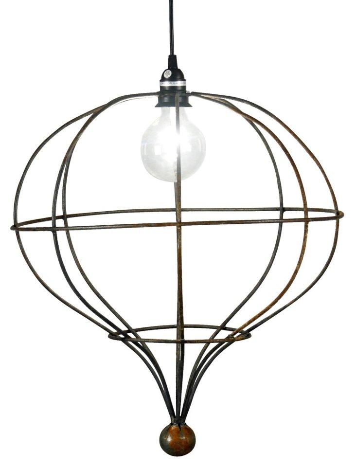 Sabine Light Fixture