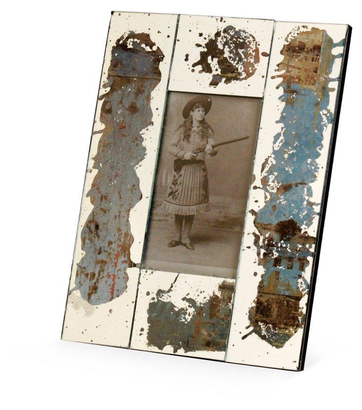 Specchio Picture Frame, Blue