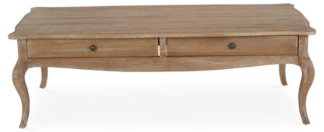 """Arles 51"""" Coffee Table"""