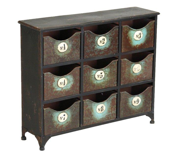 Jefferson Cabinet