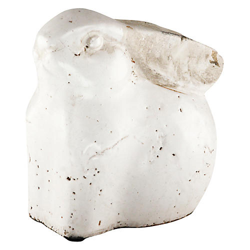 """8"""" Ceramic Rabbit"""