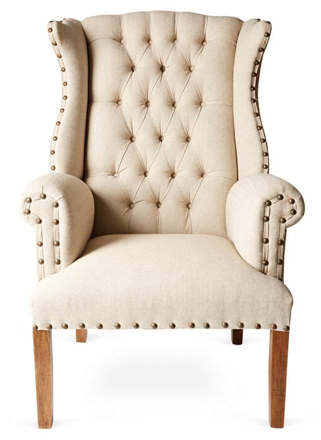 Gainsbourg Wing Chair